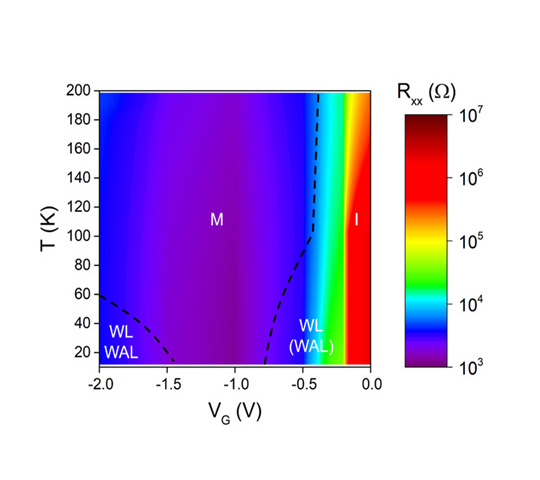 From Semiconductor to Metal in Two-dimensional Tellurium